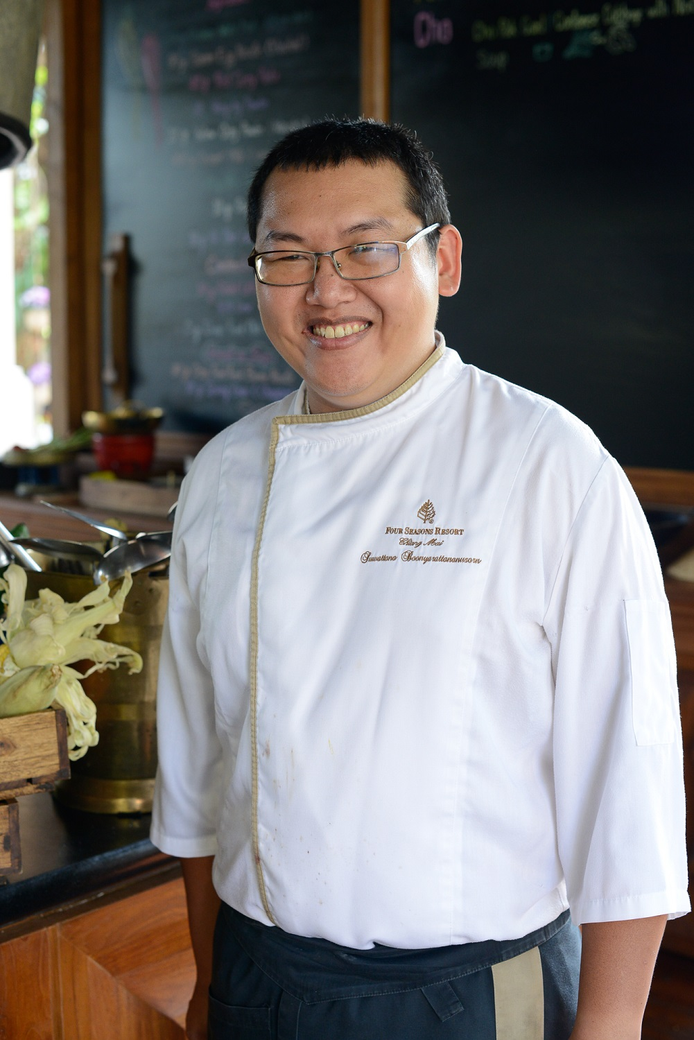 Chef's Table Thor from Four Seasons Chiang Mai