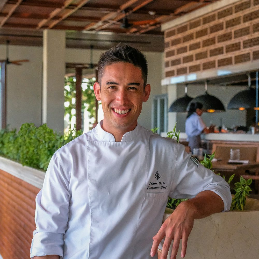 Executive Chef Phillip Taylor